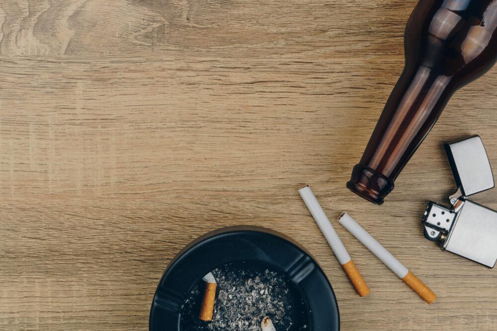 Alcoolismo e Tabagismo podem dar direito a benefícios do INSS