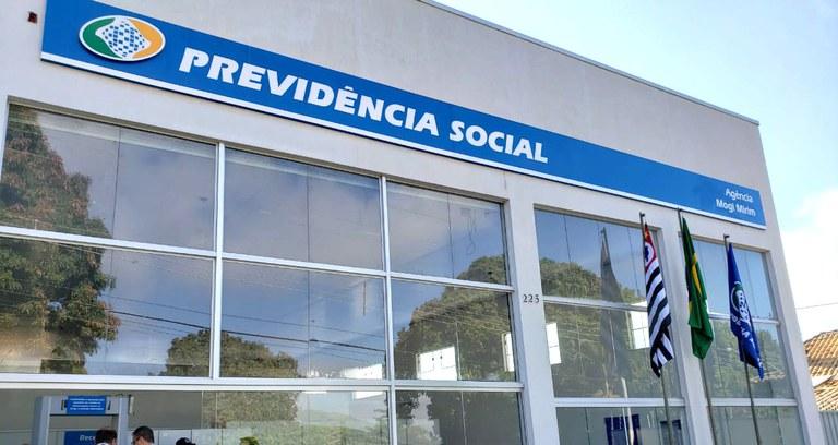 AGÊNCIA DO INSS E PREVIDÊNCIA SOCIAL